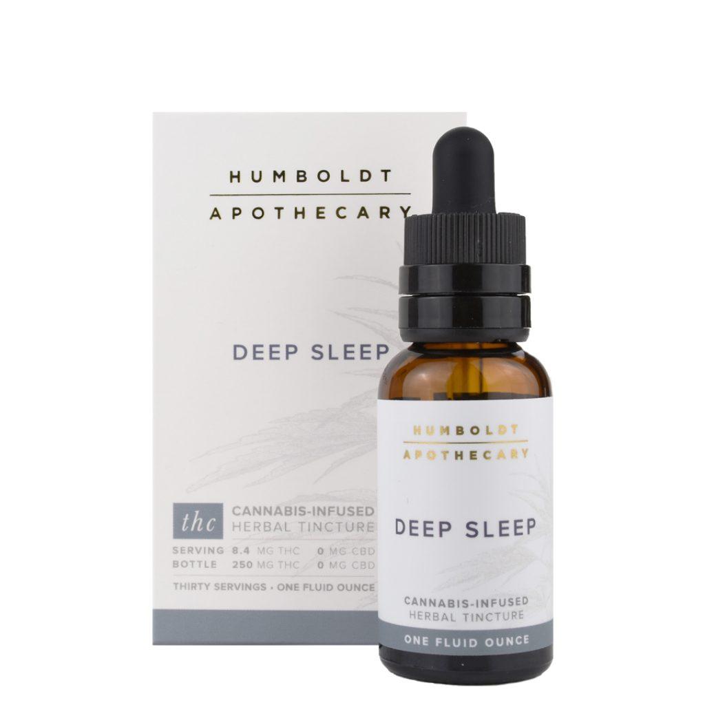 Humboldt Apothecary Deep Sleep Cannabis Tincture