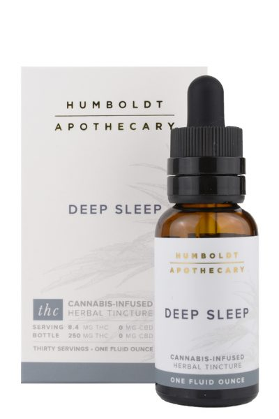 Humboldt Apothecary Deep Sleep Cannabis Tincture