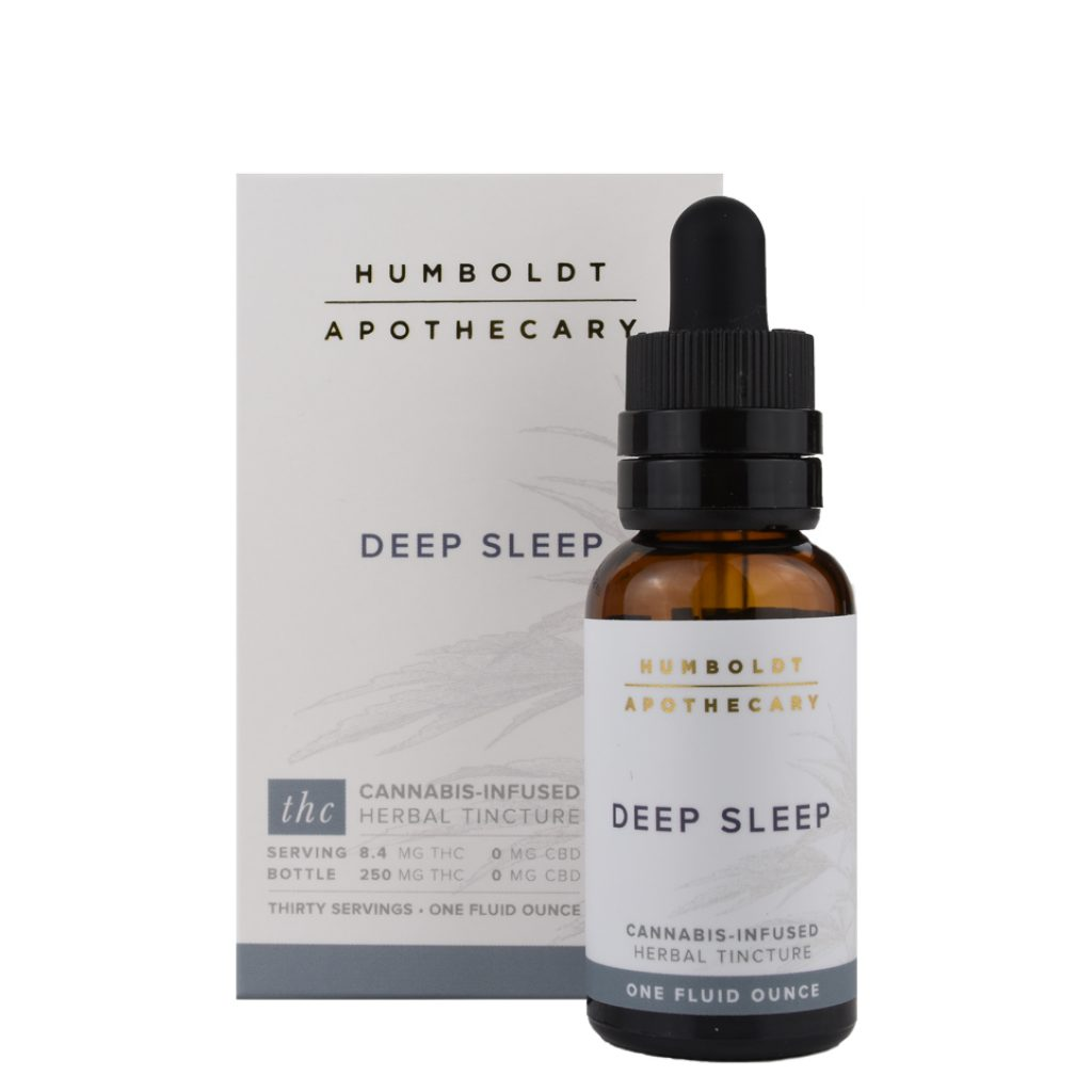Humboldt Apothecary Deep Sleep Cannabis Tinctures