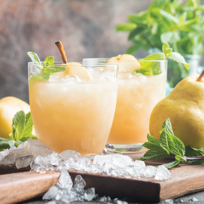 Pear Spritzer
