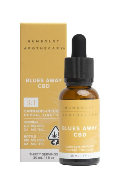Blues Away CBD Tincture