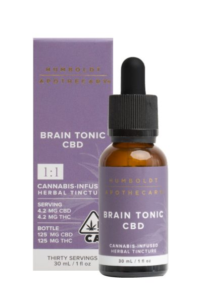 Brain Tonic CBD