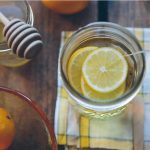 Immune Booster Lemon Ginger Tea