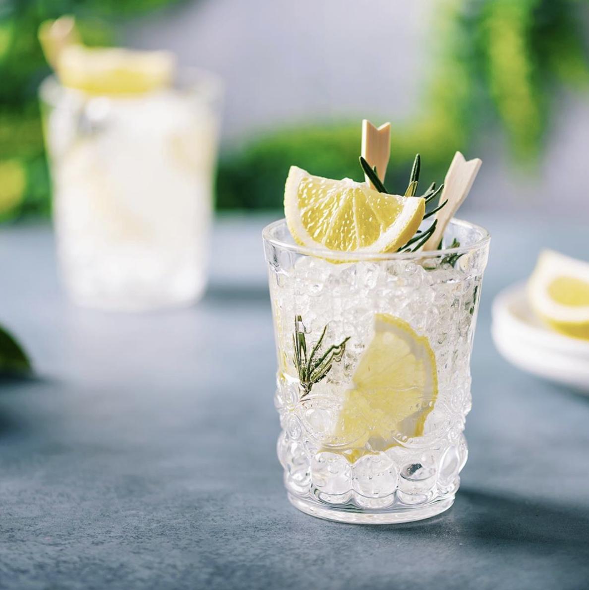 Lemon Rosemary Mojito