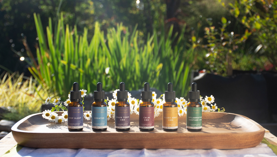 Botanical Tinctures