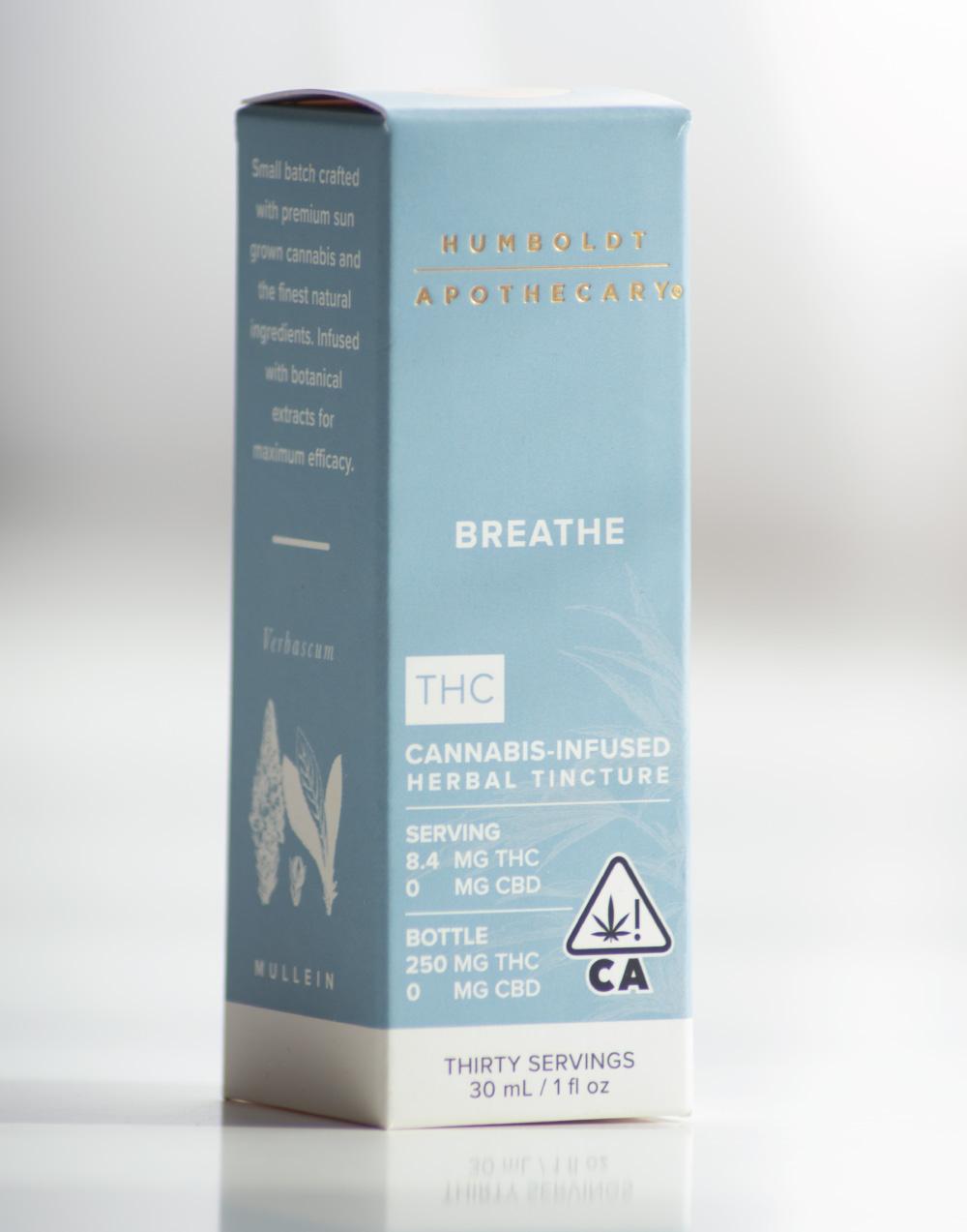 breathe tincture