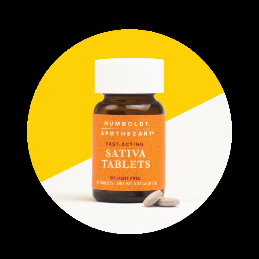 Sativa Tablets