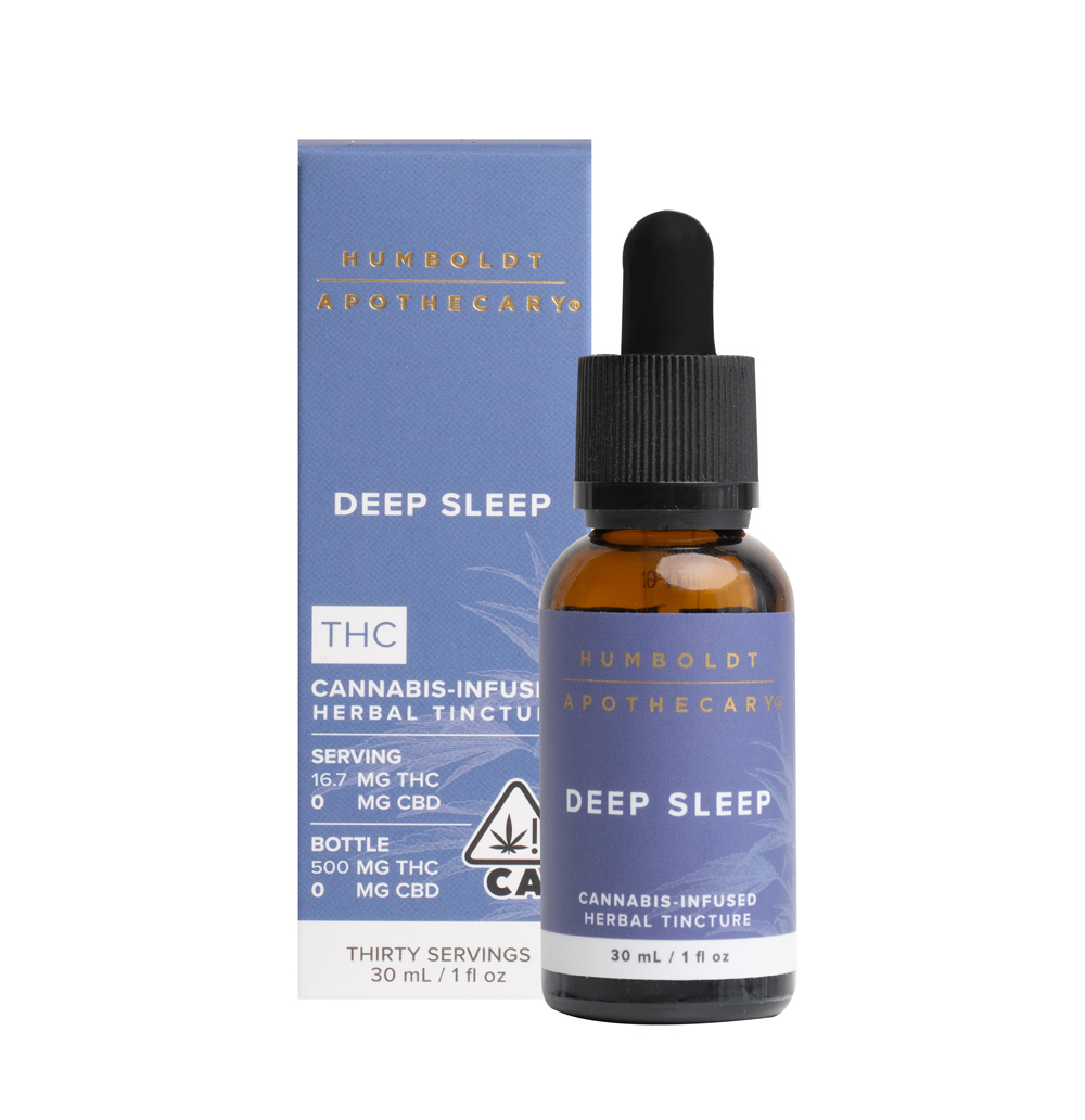 Deep Sleep Higher Dosage