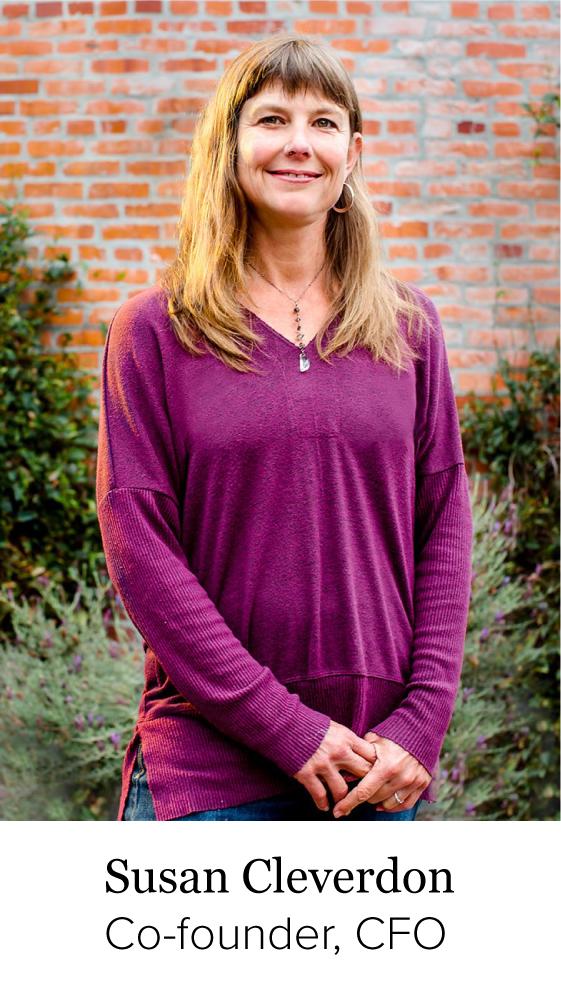 Susan Bio Photo