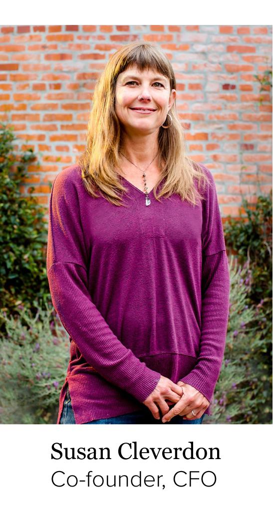 Susan Cleverdon